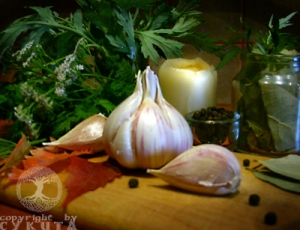 Garlic in magic and witchcraft